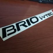 JDM Style Sticker door sticker BRIO E