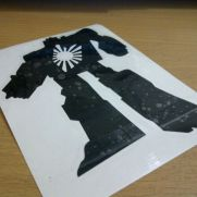 JDM Style Sticker jdm transformer